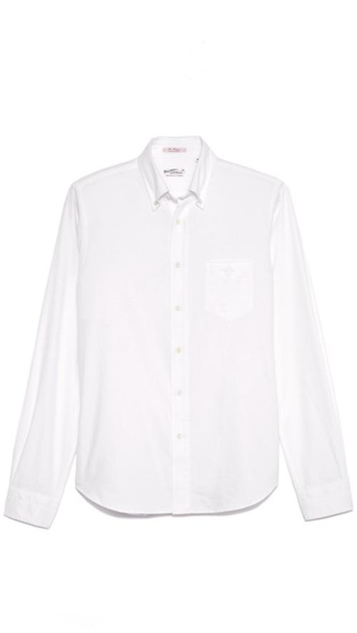 Kick Ass Oxford Shirt by Gant Rugger in Contraband