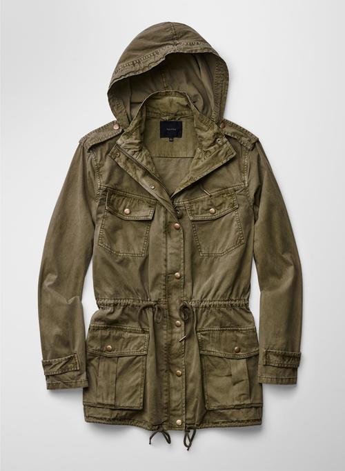 Trooper Jacket by Talula in Poltergeist