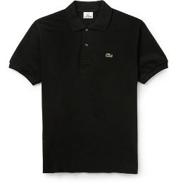Cotton-Piqué Polo Shirt by Lacoste in Ricki and the Flash