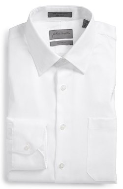 Herringbone Dress Shirt by John W. Nordstrom in (500) Days of Summer