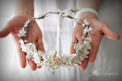 Starfish and Seashell Bridal Headpiece by Bonanza in Pretty Little Liars