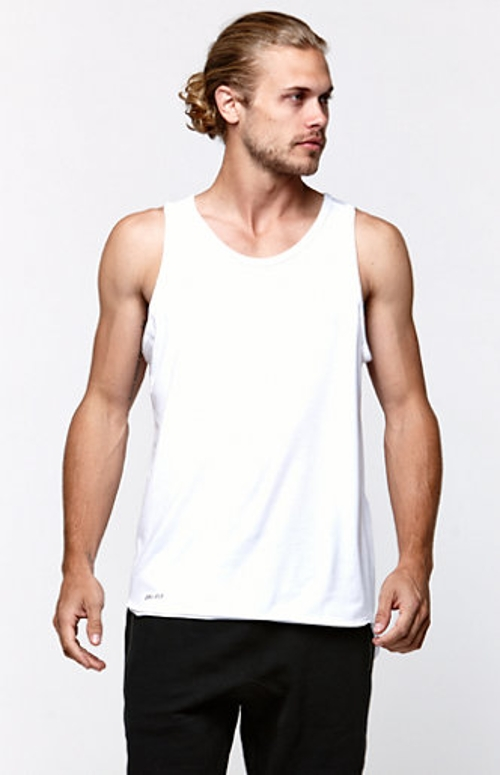 Skyline Dri-Fit Tank Top by Nike SB in Dope