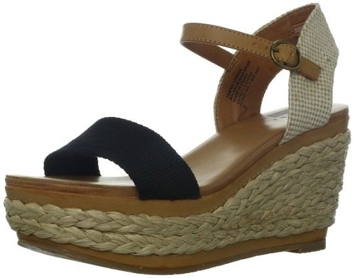 Skin Deep Wedge Sandals by BC Footwear in Pitch Perfect 2