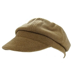 Apple Fashion Newboy Hat by Papillion in Allied