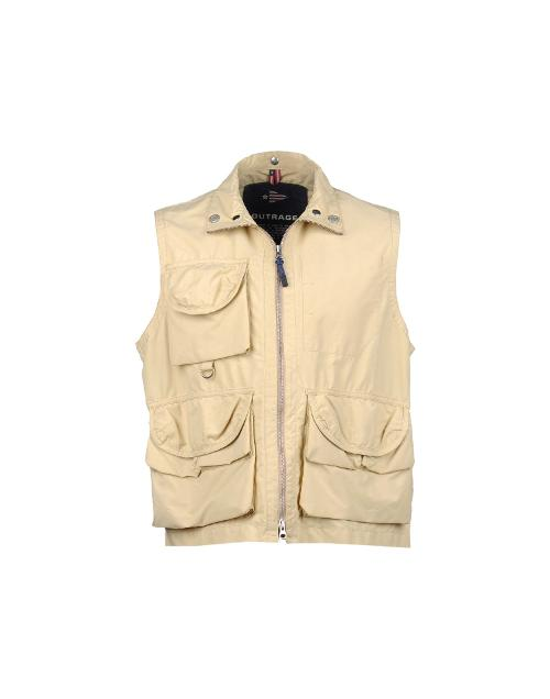 jacket by OUTRAGE in Blended