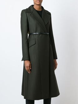 Long Belted Coat by Sportmax in How To Get Away With Murder