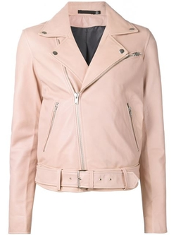 Biker Jacket by Blk Dnm in Scream Queens