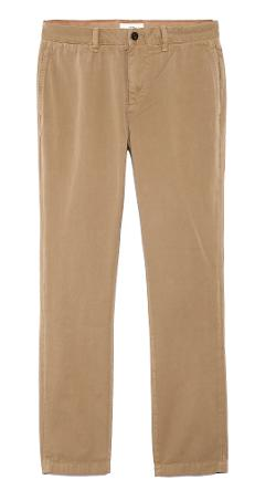 Dixon Slim Chinos by Jack Spade in What If