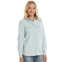 Chambray Shirt by Levi's in Pretty Little Liars