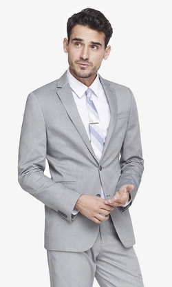 Photographer Suit Jacket by Express in Central Intelligence
