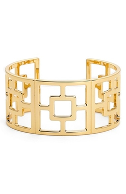 Block Cutout Cuff Bracelet by Trina Turk in How To Get Away With Murder
