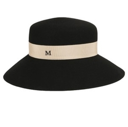 X Karl Lagerfeld Kendall Hat by Maison Michel in Keeping Up With The Kardashians