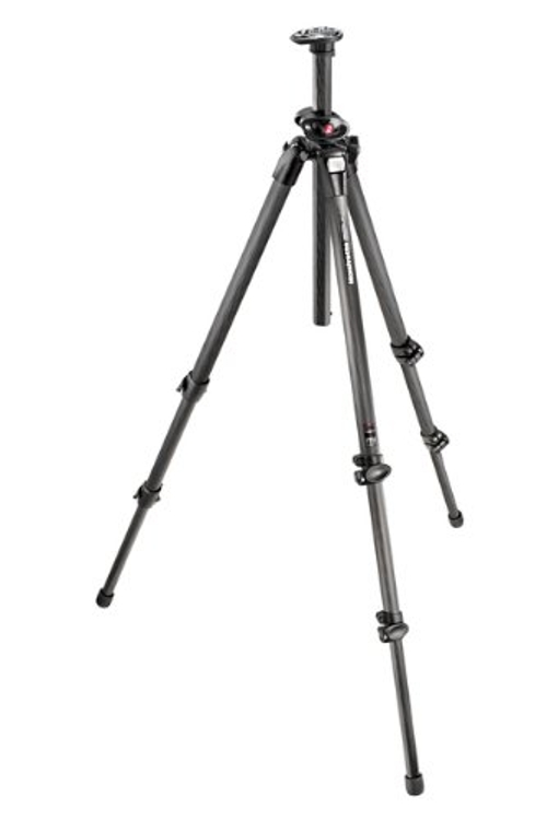 Carbon Fiber 3 Section Tripod by Manfrotto in The Visit