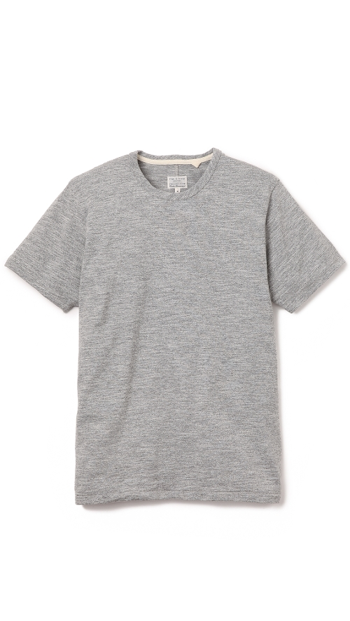 Standard Issue Basic T-Shirt by Rag & Bone in Furious 7