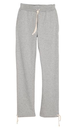 Mid Weight Terry Sweatpants by Reigning Champ in Ride Along