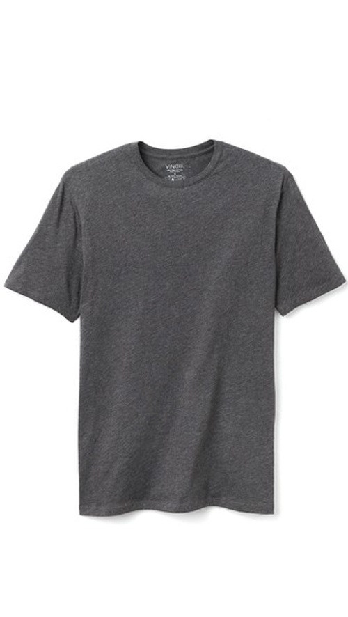 Crew Neck Tee Shirt by Vince in Adult Beginners