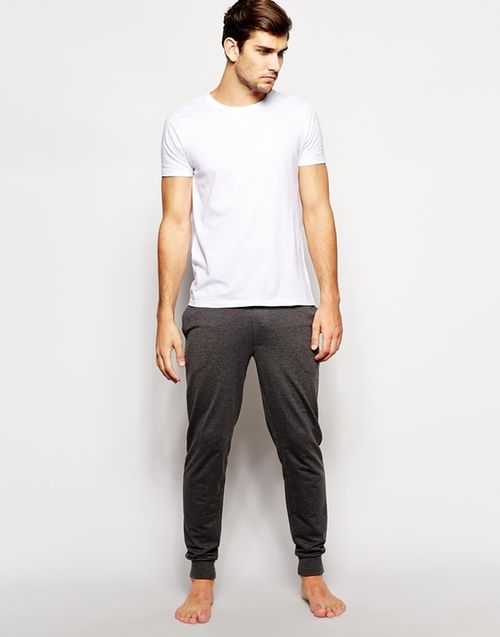 Loungewear T-Shirt by Asos in Krampus
