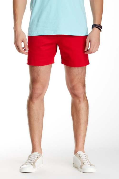 Twill Holler Shorts by Parke & Ronen in Everybody Wants Some