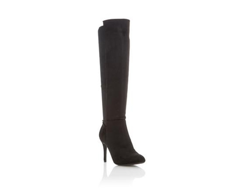Stiletto Heel Knee High Boots by Head Over Heels by Dune in Shadowhunters - Season 1 Looks