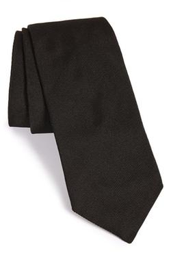 Solid Silk Tie by Todd Snyder in The Blacklist