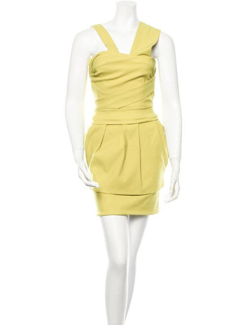 Knit Cocktail Dress by Preen in Entourage