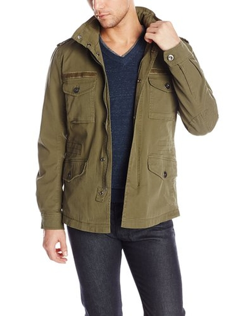 Men's J-Chika Field Jacket by Diesel in The Finest Hours