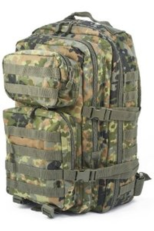 Sean Penn Mil-Tec Military Army Patrol Molle Assault Pack Tactical ...