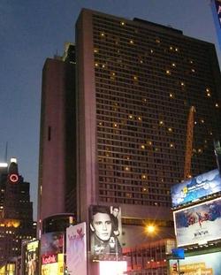 New York City, New York by New York Marriott Marquis in Survivor