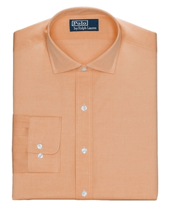 Fitted Poplin Estate Dress Shirt by Polo Ralph Lauren in Master of None