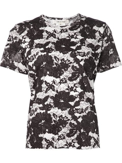 Lace Print T-Shirt by Comme Des Garçons in The Good Wife