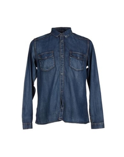 Denim Shirt by Dr Denim in Inherent Vice