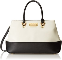 Eartha Envelope Carryall Top Handle Bag by Zac Zac Posen in Scandal