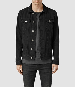 Bond Denim Jacket by All Saints in Nashville