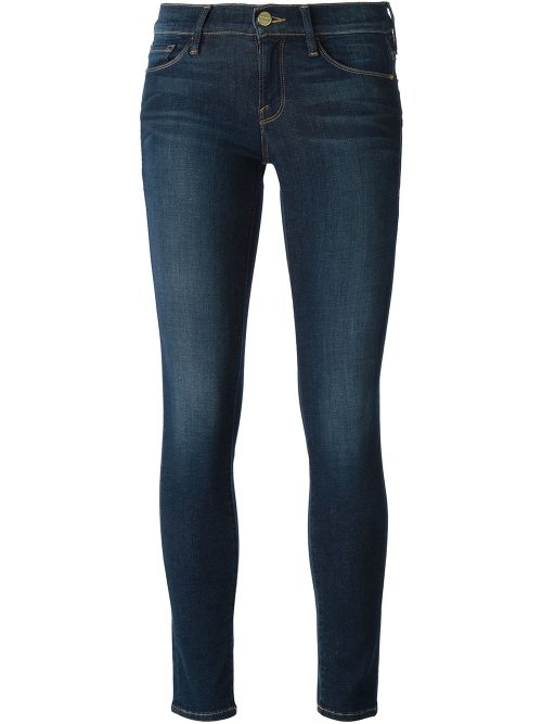 Mid Rise Skinny Jeans by Frame Denim in The Best of Me