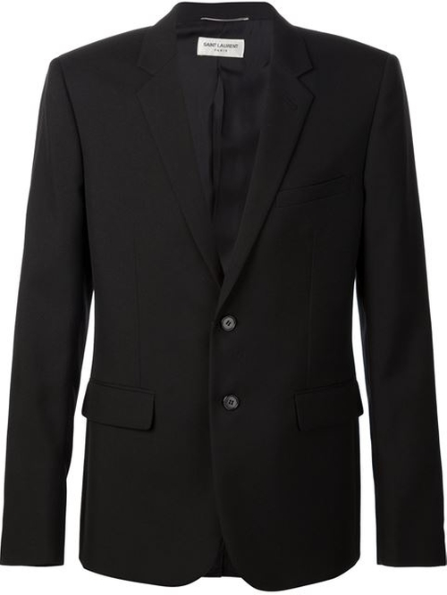 Two Piece Suit by Saint Laurent in American Horror Story - Season 5 Episode 8