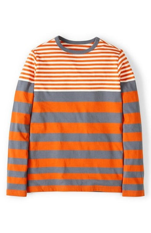 Stripe T-Shirt by Johnnie B by Boden in The Overnight