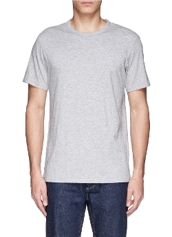 Perfect Jersey Pima Cotton T-Shirt by Rag & Bone in Southpaw