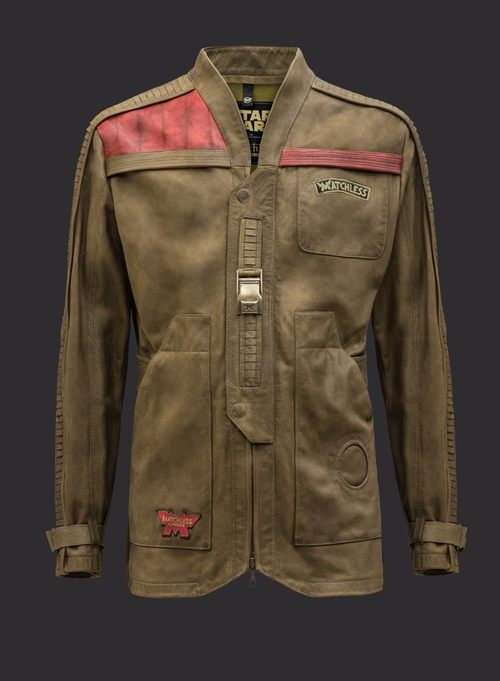 Mens Finn Jacket by Matchless in Star Wars: The Force Awakens