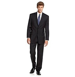 Filmore - Two Button Notch Suit by John Varvatos Star U.S.A. in Crazy, Stupid, Love.