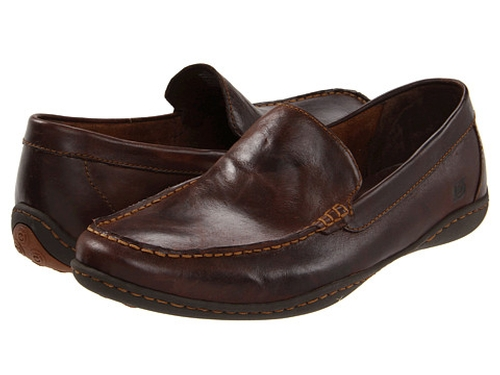 Harmon Leather Loafers by Born in Modern Family - Season 7 Episode 1