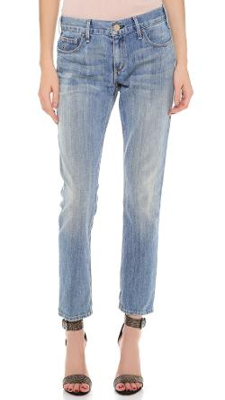 Mrs. Robinson Jeans by McGuire Denim in What If