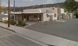 Santa Clarita, California by Santa Clarita Elks Lodge (Depicted as Pawnshop) in Drive