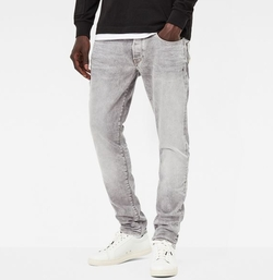 Light Aged Tapered Jeans by G-Star in The Fate of the Furious