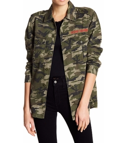 Moneymaker Camouflage Jacket by Pistola in Pitch Perfect 3