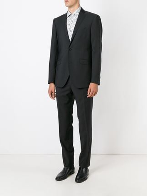 Classic Two Piece Suit by Etro in Demolition