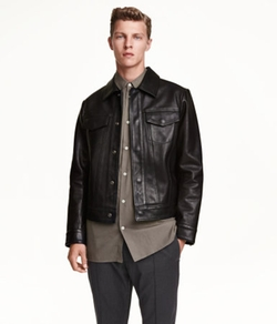 Leather Jacket by H&M in Brooklyn Nine-Nine