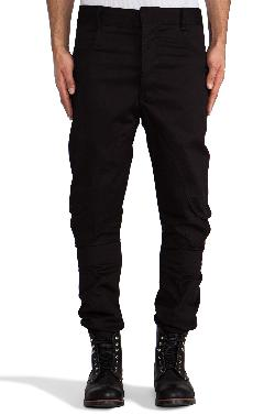 DROP CROTCH CARGO PANT by B:SCOTT in Captain America: The Winter Soldier
