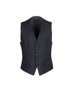 Stripe Vest by John Varvatos in The Hateful Eight