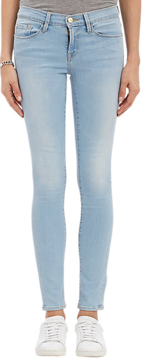 Le Skinny De Jeanne Jeans by Frame Denim in Pretty Little Liars - Season 6 Episode 8