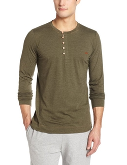 Billys Henley Sleep Top by Diesel in 99 Homes